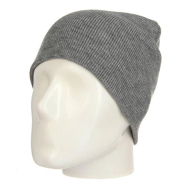 Шапка Yupoong Basic Grey
