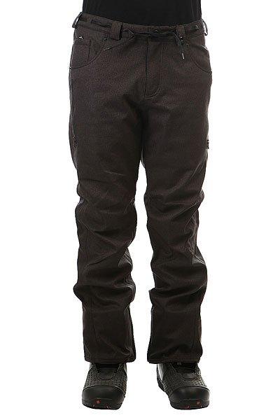 Штаны сноубордические Analog Ag Remer Slouch Faded TwillСноубордические штаны Analog созданы для удовольствия и выражения своего неповторимого стиля, которым обладает каждый райдер.Технические характеристики: Полностью проклеенные швы.Артикулированные колени для эргономичной посадки.Молнии YKK Metaluxe®.Гетры с крючком для ботинка.Манжеты на молнии.<br><br>Цвет: черный<br>Тип: Штаны сноубордические<br>Возраст: Взрослый<br>Пол: Мужской