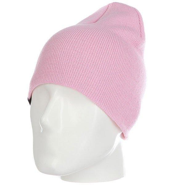 Шапка носок женская Les Ff Daily Baby Pink<br><br>Цвет: розовый<br>Тип: Шапка носок<br>Возраст: Взрослый<br>Пол: Женский