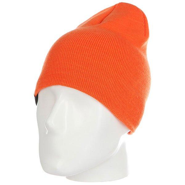Шапка носок Les Ff Daily Blaze Orange