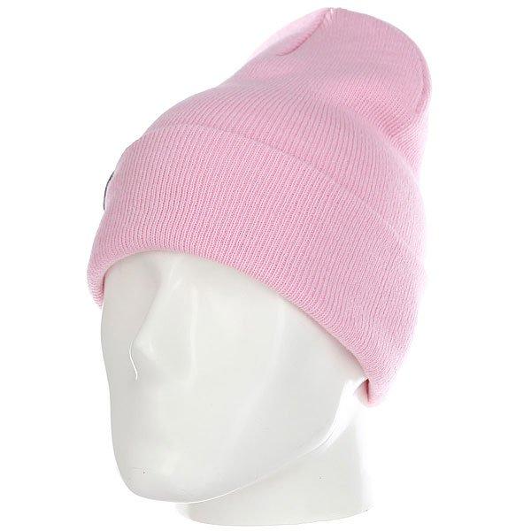 Шапка носок женская Les Ff Fold Baby Pink