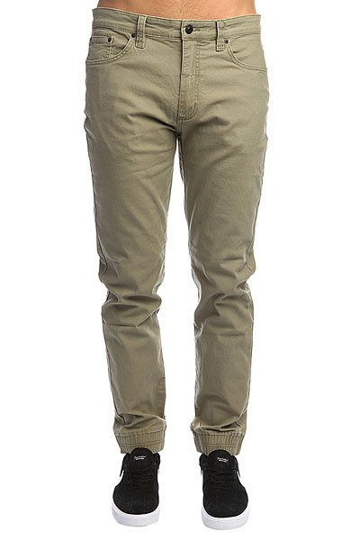 Штаны прямые Rip Curl Snappy Pant Covert штаны relaxed pant rip curl