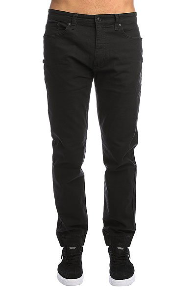 Штаны прямые Rip Curl Snappy Pant Black штаны relaxed pant rip curl
