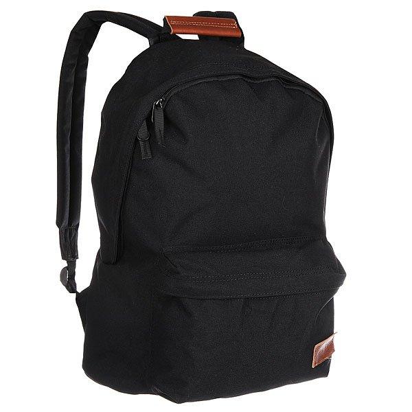 Рюкзак городской Rip Curl Dome Solead 90 BlackПросторный городской рюкзак со свободной организацией.Технические характеристики: Основное отделение на молнии.Передний карман на молнии.Мягкие и регулируемые плечевые ремни.<br><br>Цвет: черный<br>Тип: Рюкзак городской<br>Возраст: Взрослый<br>Пол: Мужской