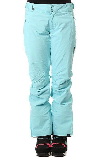 Штаны сноубордические женские Roxy Rushmore Blue RadianceRoxy Rushmore - высокотехнологичные штаны для серьезных целей, созданные для женской половины райдеров, увлекающихся бэккантри и фрирайдом, а также невероятно требовательно относящихся к экипировке. Штаны выполнены из надежной и безотказной мембраныGORE-TEX® 2L и дополнены легким и компактным утеплителемPrimaLoft®, по свойствам напоминающим пух. Крой штанов обеспечивает правильную посадку, подчеркивает фигуру, оставляя при этом свободу движениям, влагостойкие молнии в сочетании со снегозащитными гетрами станут гарантией отсутствия снега и влаги под одеждой. Характеристики:Tailored Fit: крой, вдохновленный городской одеждой; вещь сидит по фигуре, при этом оставляя место для свободы движений.Мембранная влагостойкая дышащая тканьGORE-TEX® 2L.УтеплительPrimaLoft® Black 40г. Подкладка из тафты с трикотажными ворсистыми вставками. Регулировка талии на липучке. Система крепления штанов к куртке.Система, позволяющая поднять подол штанины для удобства ходьбы.Расширяющийся низ штанин на молнии. Усиленная кромка низа штанин.Холдер для ски-пасса. Снегозащитные гетры с эластичной вставкой из лайкры.Влагостойкие молнииYKK® Aquaguard®.Два кармана для рук. Задний карман на молнии. Набедренный вертикальный карман на молнии. Вентиляционные карманы для вентиляции с внутренней стороны бедер.<br><br>Цвет: голубой<br>Тип: Штаны сноубордические<br>Возраст: Взрослый<br>Пол: Женский