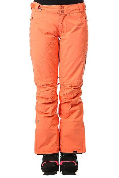 Штаны сноубордические женские Roxy Rushmore CamelliaRoxy Rushmore - высокотехнологичные штаны для серьезных целей, созданные для женской половины райдеров, увлекающихся бэккантри и фрирайдом, а также невероятно требовательно относящихся к экипировке. Штаны выполнены из надежной и безотказной мембраныGORE-TEX® 2L и дополнены легким и компактным утеплителемPrimaLoft®, по свойствам напоминающим пух. Крой штанов обеспечивает правильную посадку, подчеркивает фигуру, оставляя при этом свободу движениям, влагостойкие молнии в сочетании со снегозащитными гетрами станут гарантией отсутствия снега и влаги под одеждой. Характеристики:Tailored Fit: крой, вдохновленный городской одеждой; вещь сидит по фигуре, при этом оставляя место для свободы движений.Мембранная влагостойкая дышащая тканьGORE-TEX® 2L.УтеплительPrimaLoft® Black 40г. Подкладка из тафты с трикотажными ворсистыми вставками. Регулировка талии на липучке. Система крепления штанов к куртке.Система, позволяющая поднять подол штанины для удобства ходьбы.Расширяющийся низ штанин на молнии. Усиленная кромка низа штанин.Холдер для ски-пасса. Снегозащитные гетры с эластичной вставкой из лайкры.Влагостойкие молнииYKK® Aquaguard®.Два кармана для рук. Задний карман на молнии. Набедренный вертикальный карман на молнии. Вентиляционные карманы для вентиляции с внутренней стороны бедер.<br><br>Цвет: розовый<br>Тип: Штаны сноубордические<br>Возраст: Взрослый<br>Пол: Женский