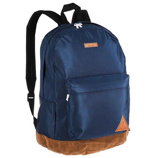 Рюкзак городской TrueSpin Tag NavyГородской рюкзак для необходимых вещей.Характеристики:Внутреннее отделение для документов на молнии. Уплотненная задняя панель. Мягкий флисовый карман для очков. Эргономичные смягченные плечевые лямки.<br><br>Цвет: синий<br>Тип: Рюкзак городской<br>Возраст: Взрослый<br>Пол: Мужской