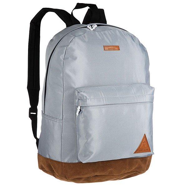 Рюкзак городской TrueSpin Tag GreyГородской рюкзак для необходимых вещей.Характеристики:Внутреннее отделение для документов на молнии. Уплотненная задняя панель. Мягкий флисовый карман для очков. Эргономичные смягченные плечевые лямки.<br><br>Цвет: серый<br>Тип: Рюкзак городской<br>Возраст: Взрослый
