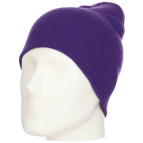 Шапка Footwork FlexFit/Yupoong 1500 KC Purple<br><br>Цвет: фиолетовый<br>Тип: Шапка<br>Возраст: Взрослый<br>Пол: Мужской
