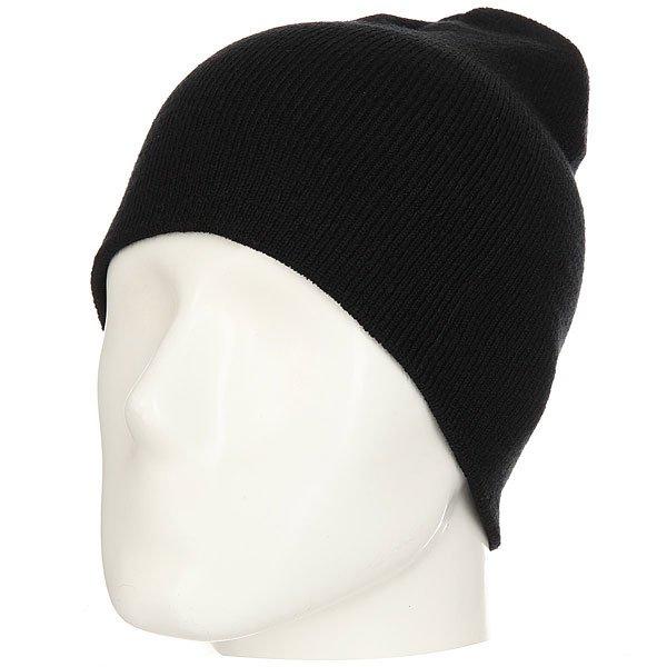 Шапка Footwork Flexfit/Yupoong 1500 KC Black<br><br>Цвет: черный<br>Тип: Шапка<br>Возраст: Взрослый<br>Пол: Мужской