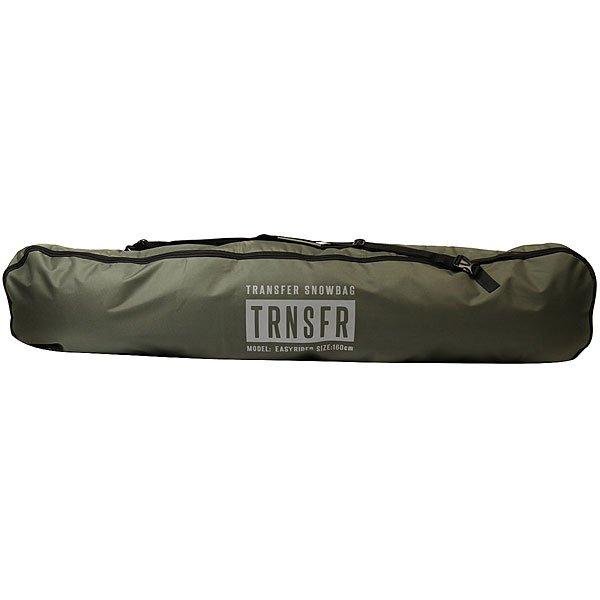 Чехол для сноуборда Transfer Easyrider 160 см Хаки