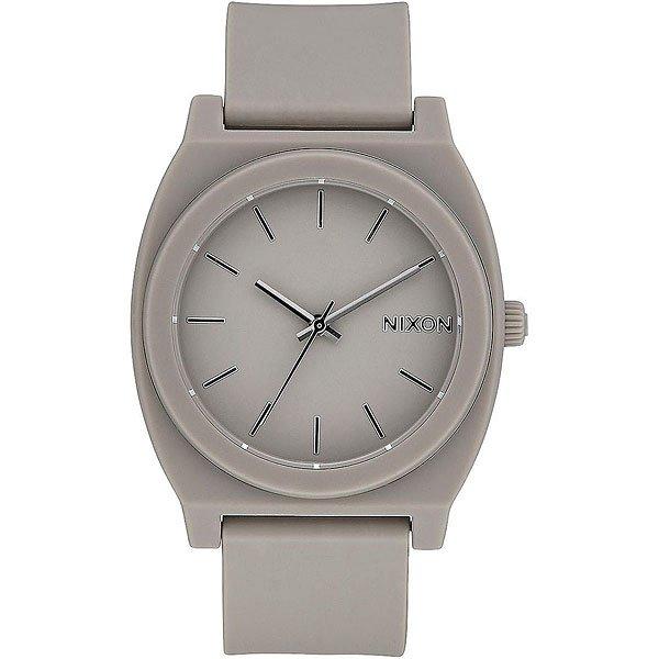 Кварцевые часы Nixon Time Teller P Matte Clay часы nixon corporal ss matte black industrial green