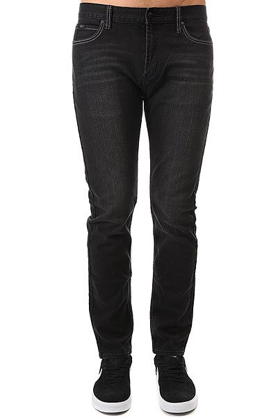 Джинсы прямые Fallen Cole Signature Jean Black