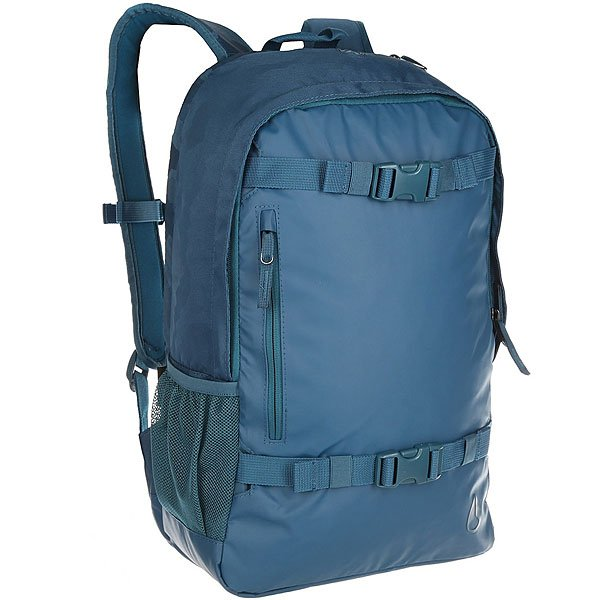 Рюкзак спортивный Nixon Smith Skatepack Ii Moroccan Blue<br><br>Цвет: синий<br>Тип: Рюкзак спортивный<br>Возраст: Взрослый<br>Пол: Мужской