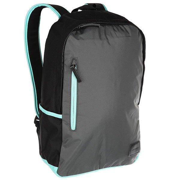 цена Рюкзак городской Nixon Smith Backpack Se Black/Aruba онлайн в 2017 году