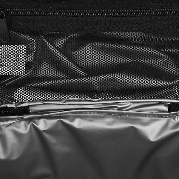 Сумка через плечо Nixon Windansea Cooler Bag Black/White