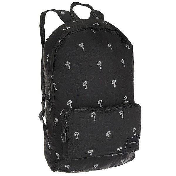Рюкзак городской Nixon Everyday Backpack Black/White