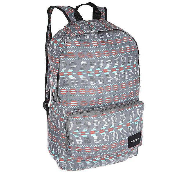 Рюкзак городской Nixon Everyday Backpack Gray Multi