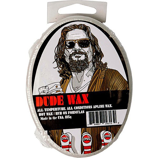 Парафин Oneball An Shape Shifter - Dude Wax Assorted