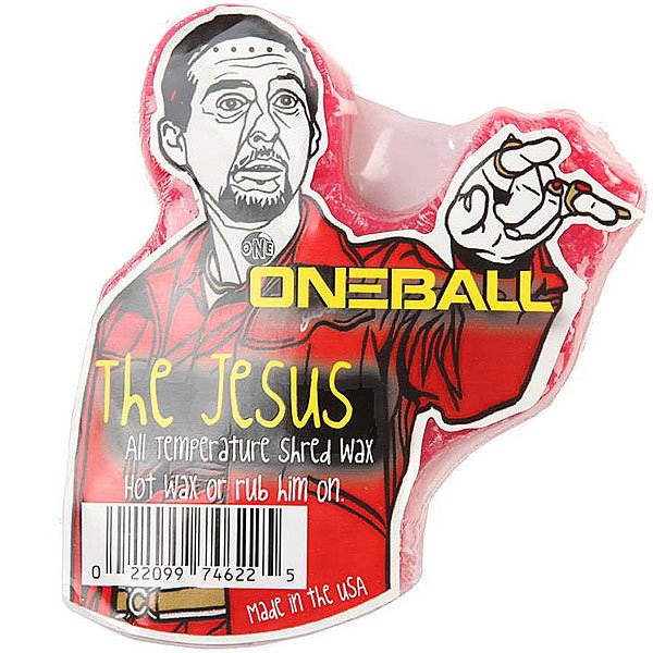 Парафин Oneball An Shape Shifter - The Jesus Assorted парафин oneball 4wd warm assorted