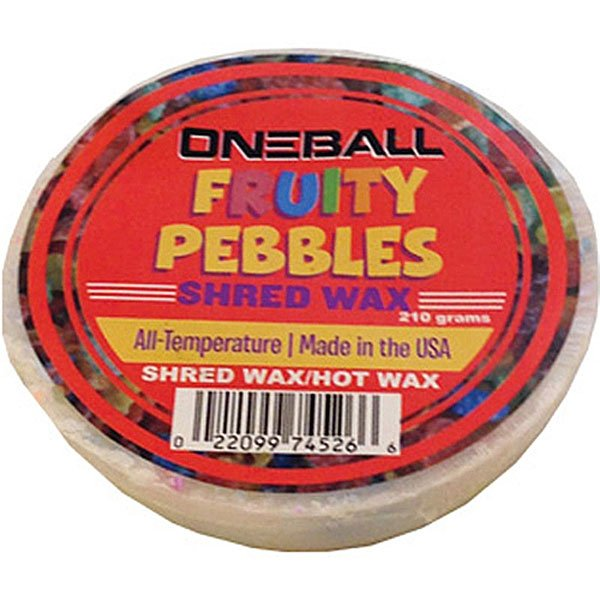 Парафин Oneball Shape Shifter-fruity Pebbles Assorted парафин oneball 4wd warm assorted