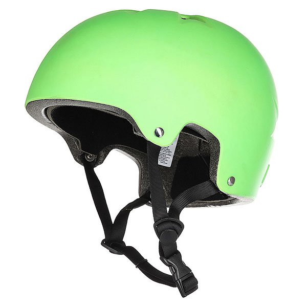 Шлем для скейтборда Harrison Pro Eps Helmets Lime Green - Mat шапка harrison theodore short beanies green