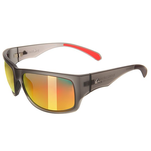 Очки Quiksilver Landscape Matte Real Grey/Ml Red очки корригирующие grand очки готовые 3 5 g1367 c4