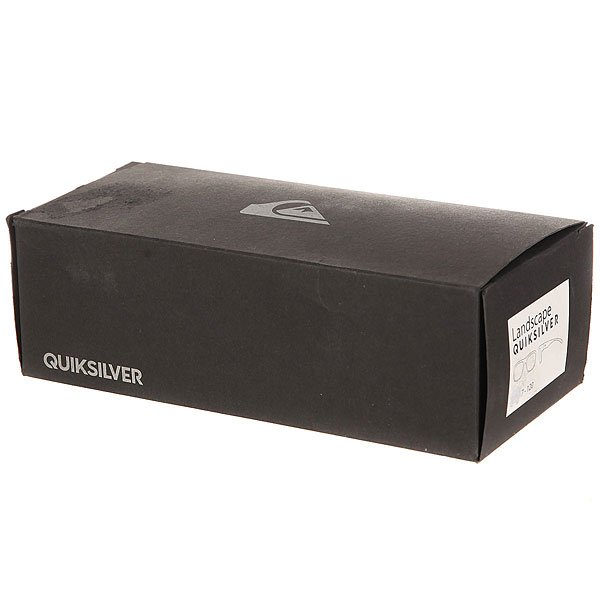 Очки Quiksilver Barrett Matte Dark Gun/Flash