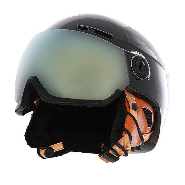 Шлем для сноуборда Quiksilver Foenix BlackСноубордический шлем с фильтром Foenix.Технические характеристики: Двойной микрошелл.Фильтр стандарта CE 174.Текстильная подкладка из шерпы и сетки.Съемные ушные накладки.Система регулировки размера.Застежка Fidlock®.Мягкий и удобный ремешок для подбородка.Соответствует стандарту безопасности EN1077 B.<br><br>Цвет: черный<br>Тип: Шлем для сноуборда<br>Возраст: Взрослый<br>Пол: Мужской
