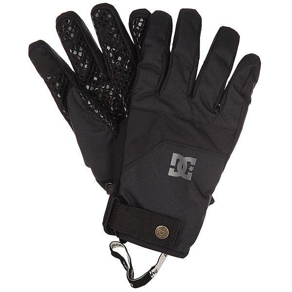 Перчатки сноубордические DC Antuco Glove Black