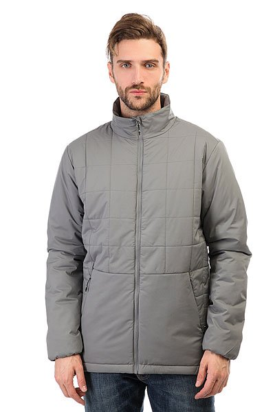 Куртка Quiksilver Cirrus Jacket Quiet Shade кошелек quiksilver anthro quiet shade page 3