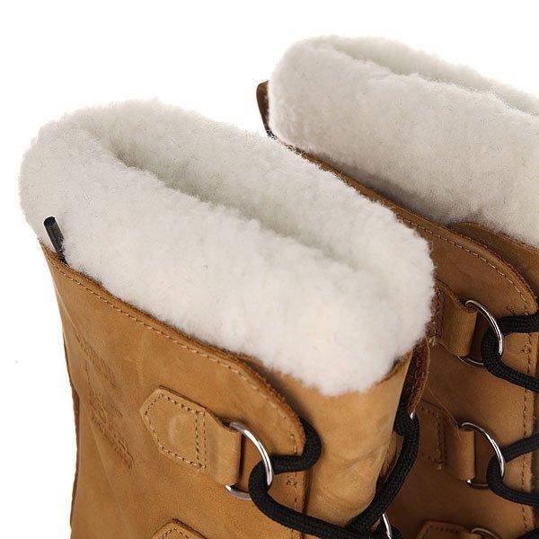 Сапоги зимние детские Sorel Youth Caribou Buff
