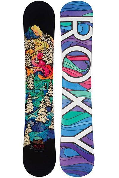 Сноуборд Roxy Radiance 145 C2 Ast