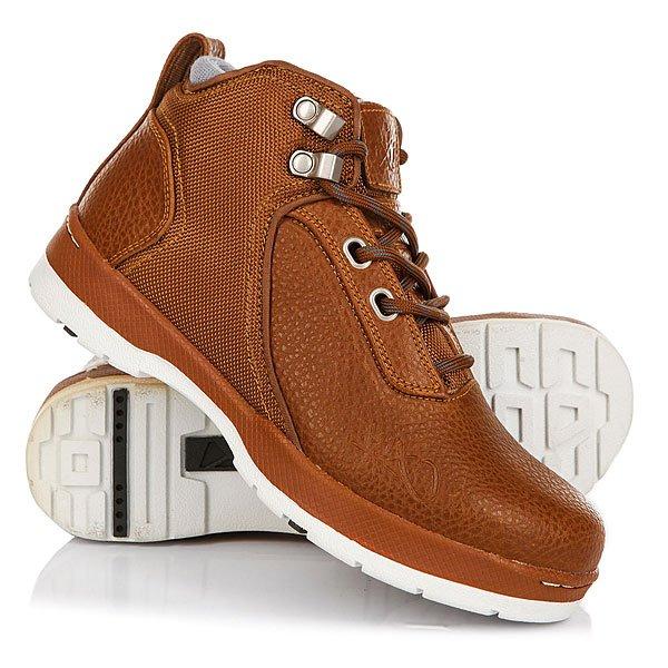 Ботинки высокие K1X H1Ke Le Gs 7126<br><br>Цвет: коричневый<br>Тип: Ботинки высокие<br>Возраст: Взрослый<br>Пол: Мужской