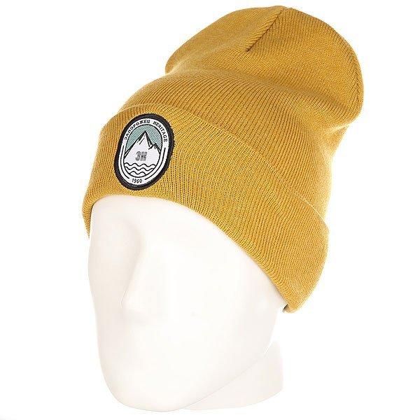 Шапка Запорожец Gora Yellow Melange<br><br>Цвет: коричневый<br>Тип: Шапка<br>Возраст: Взрослый<br>Пол: Мужской