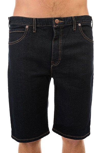 Шорты джинсовые Dickies 11 Slim Denim Short Rinsed Indigo Blue<br><br>Цвет: синий<br>Тип: Шорты джинсовые<br>Возраст: Взрослый<br>Пол: Мужской