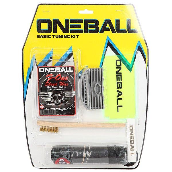 Набор Oneball An Basic Tuning Kit Assorted парафин oneball 4wd warm assorted