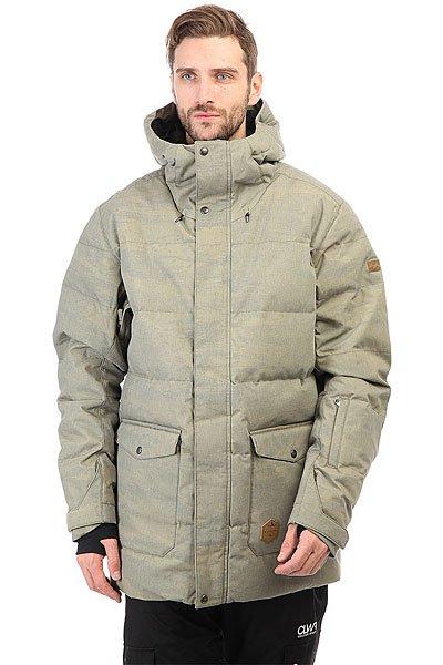 Куртка Billabong Jackson Green Camo