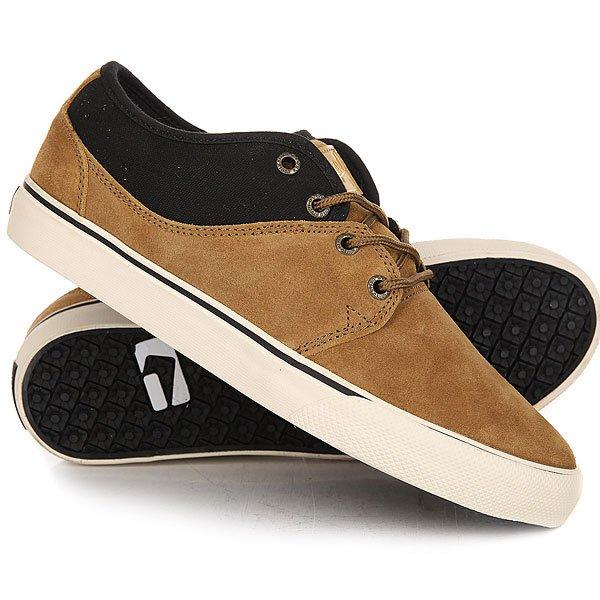 Кеды кроссовки низкие Globe Mahalo Brown/Black<br><br>Цвет: коричневый<br>Тип: Кеды низкие<br>Возраст: Взрослый<br>Пол: Мужской