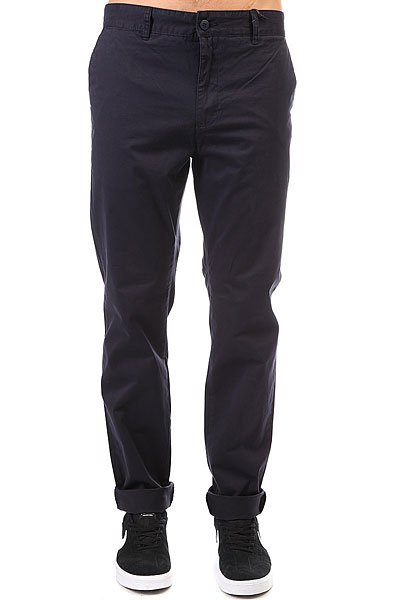 Штаны узкие Globe Goodstock Chino Ink