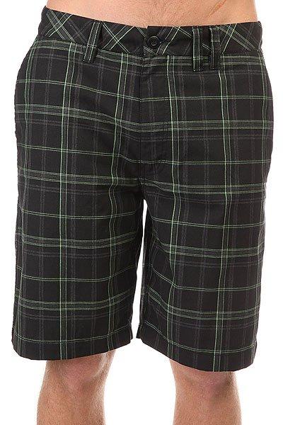 Шорты классические Globe Juicebox Walkshort Grey<br><br>Цвет: черный,зеленый<br>Тип: Шорты классические<br>Возраст: Взрослый<br>Пол: Мужской