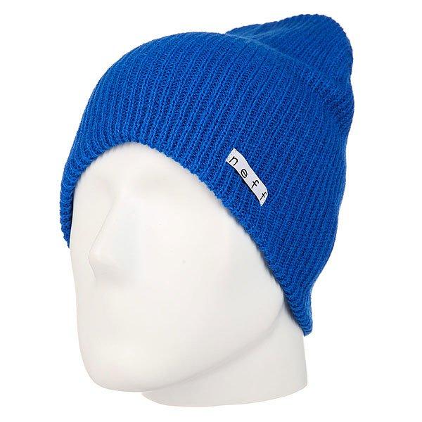 Шапка Neff Daily Beanie Blue<br><br>Цвет: синий<br>Тип: Шапка<br>Возраст: Взрослый<br>Пол: Мужской