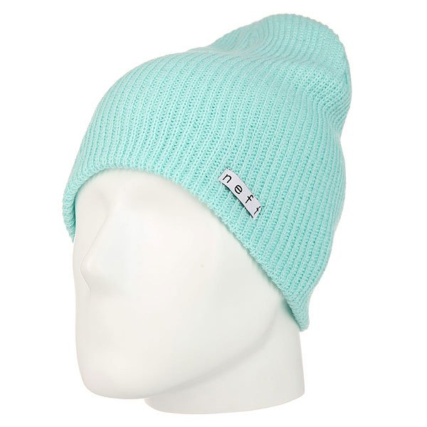 Шапка Neff Daily Beanie Mint neff рубашка neff daily button up teal