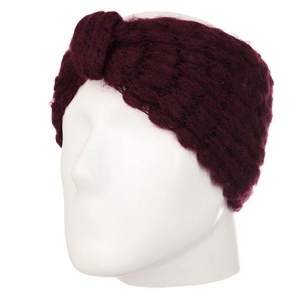 Повязка женская Neff Marley Headband Port<br><br>Цвет: коричневый<br>Тип: Повязка<br>Возраст: Взрослый<br>Пол: Женский