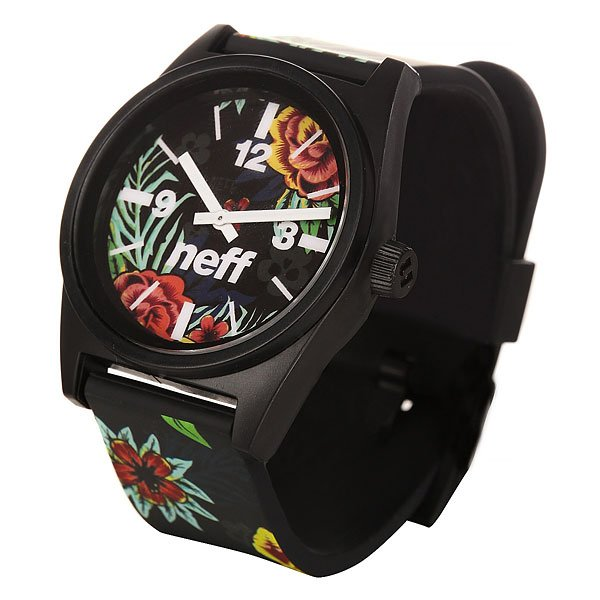 Кварцевые часы Neff Daily Wild Watch Astro Floral
