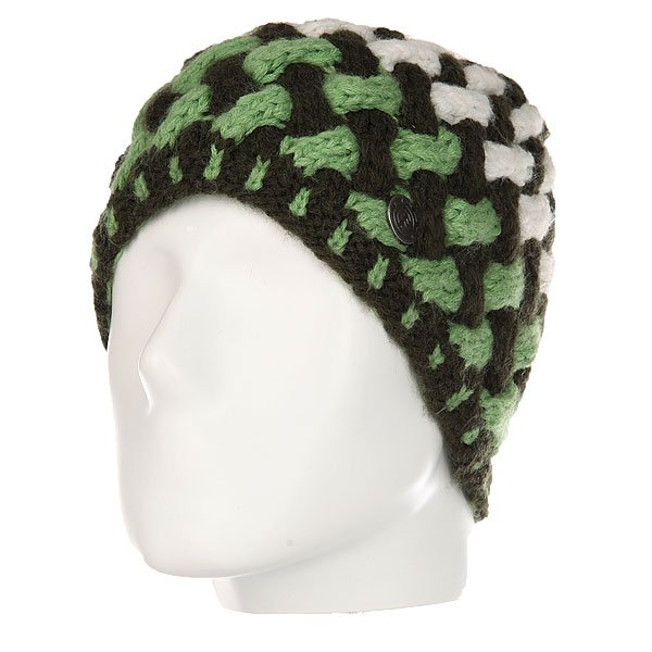 Шапка Element Monty Beanie Canteen Green