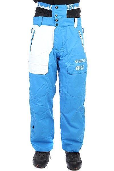 Штаны сноубордические Picture Organic Pant Profile Blue куртка женская picture organic bioceramic profile 2 jacket grey