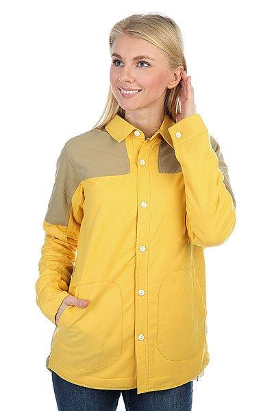 Куртка женская Burton Wb Carmi Flannel Blazed