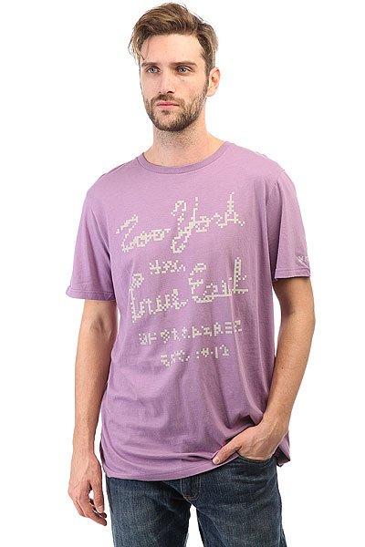 Футболка Zoo York Zys11-90399<br><br>Цвет: фиолетовый<br>Тип: Футболка<br>Возраст: Взрослый<br>Пол: Мужской