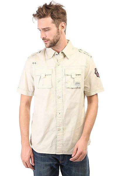 Рубашка Zoo York Chrysler`s Eagles Fatigue<br><br>Цвет: бежевый<br>Тип: Рубашка<br>Возраст: Взрослый<br>Пол: Мужской